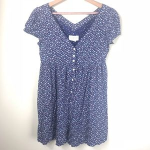 Denim & Supply Ralph Lauren Floral Dress XS
